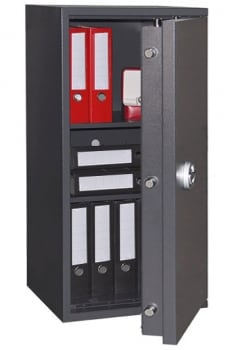 Tresor Widerstandsgrad 1 EN 1143-1 Security Safe 1 3-118
