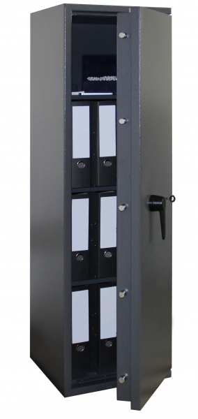 Tresor Widerstandsgrad 1 EN 1143-1 Security Safe 1 3-125